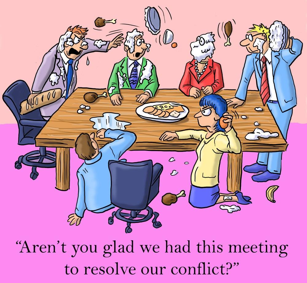 Conflict Management Meeting