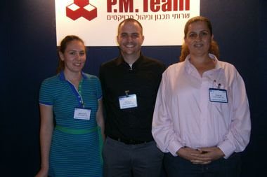 P.M.TEAM LTD In The PMI Conference